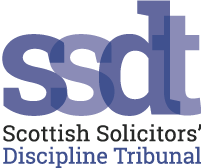 Scottish Solicitors' Discipline Tribunal